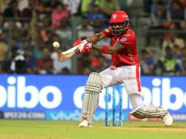IPL 2018: From KL Rahul channeling his inner Kevin Pietersen to Hardik Pandya's warm gesture, top moments from MI-KXIP clash