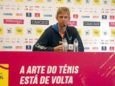 Estoril Open: Kevin Anderson ready for first clay test ahead of French Open; Gilles Simon ousted in first round