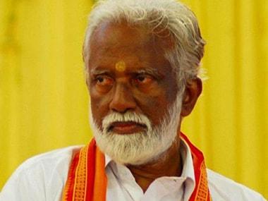File image of Kummanam Rajasekharan. News18
