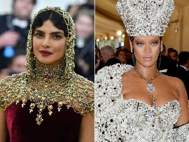 Priyanka Chopra, Rihanna, Katy Perry and other celebrity Met Gala costumes inspire hilarious memes