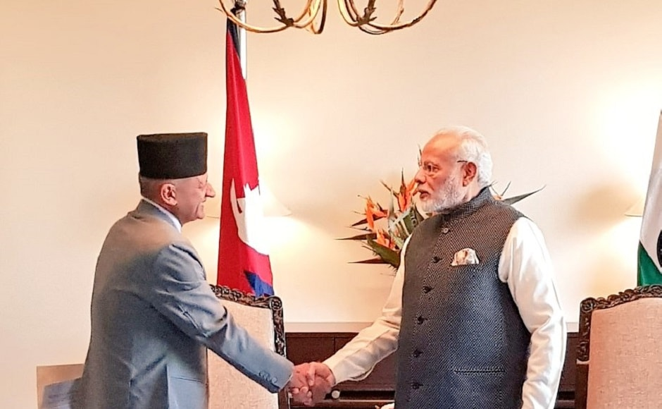 The prime minister also held a discussion with Nepali Foreign Minister Pradeep Gyawali about areas of mutual interest. He also met president Bidhya Devi Bhandrai and vice president Nanda Bahadur Pun. Later, Modi and Oli will hold one-on-one talks followed by the delegation level talks. Twitter @MEAIndia