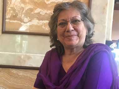 Moneeza Hashmi, Faiz Ahmed Faizs daughter, did not have permission to attend media summit in Delhi, officials claim