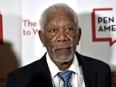 Morgan Freeman's lifetime achievement honour to be reviewed by SAG after recent sexual harassment claims