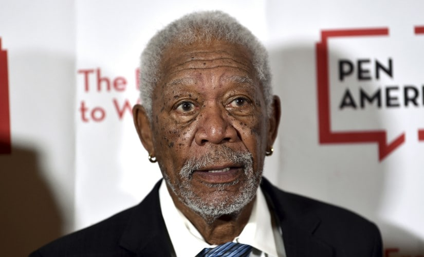 """FILE - In this May 22, 2018 file photo, actor Morgan Freeman attends the 2018 PEN Literary Gala in New York. Freeman is apologizing to anyone who may have felt """"uncomfortable or disrespected"""" by his behavior. His remarks come after CNN reported that multiple women have accused him of sexual harassment and inappropriate behavior on movie sets and in other professional settings. (Photo by Evan Agostini/Invision/AP, File)"""
