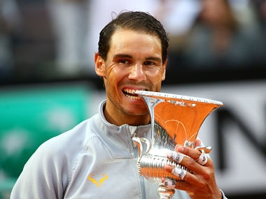 Italian Open: Rafael Nadal stretches clay empire to regain No 1 spot by conquering Rome