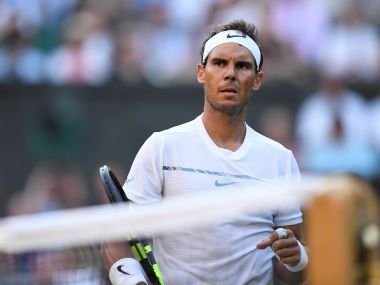 File photo of Rafael Nadal. Reuters