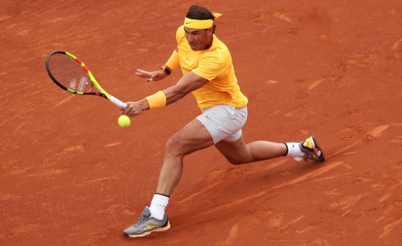 Nadal storms past Gasquet, advances to French Open round of 16