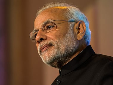 File image of Prime Minister Narendra Modi. Getty images