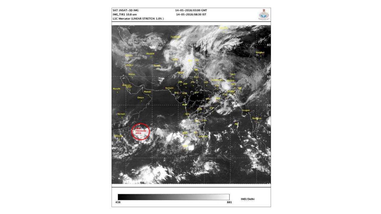 New Delhi Tropical Weather Outlook. India Meteorological Department Ministry of Earth Sciences
