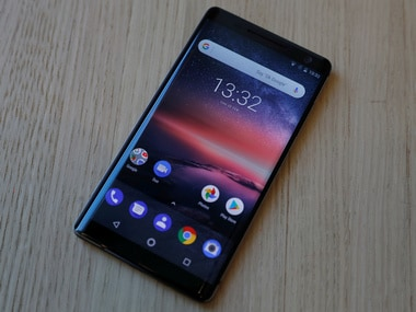 The Nokia 8 Sirocco is HMD's current Nokia flagship. Image: Reuters