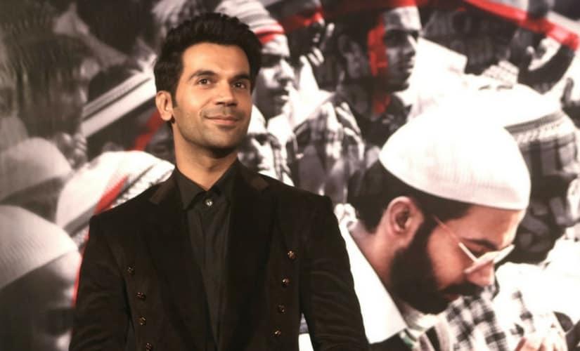 Rajkummar Rao portrays Ahmed Omar Saeed Sheikh/Image from Twitter.