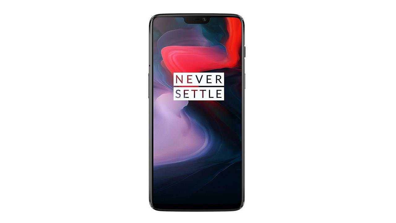 The OnePlus 6. WinFuture