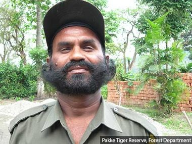 Forest guard PD Majhi was shot dead in a firefight with poachers in April 2007. Majhi was at the forefront of anti-poaching efforts in the Pakke Tiger Reserve in Arunachal Pradesh.