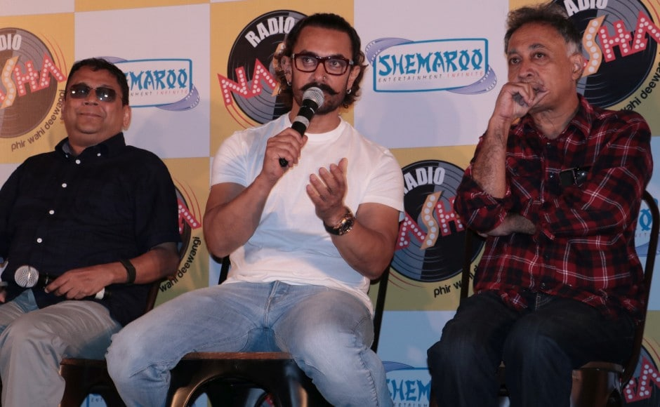 Qayamat Se Qayamat Tak gave a blockbuster launchpad to Aamir but the superstar revealed that he was critical of his work in the film and unhappy with his performance