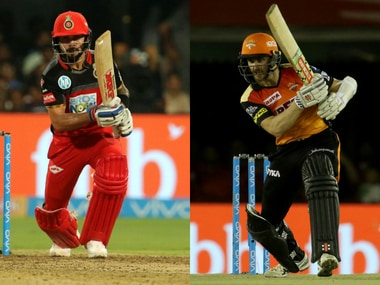 Highlights, IPL 2018, RCB vs SRH at Chinnaswamy: Royal Challengers Bangalore win by 14 runs