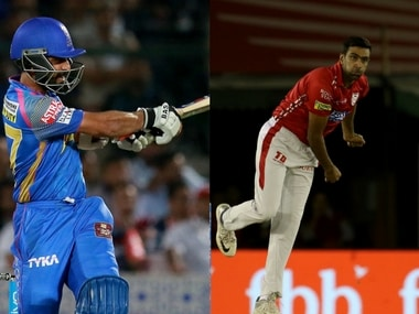 Highlights, IPL 2018, RR vs KXIP at Jaipur, Full Cricket Score: Rajasthan Royals stay alive in competition with 15-run win over Punjab