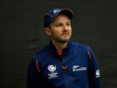 New Zealand cricket coach Mike Hesson announces shock resignation to spend more time with his family