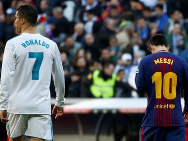 Cristiano Ronaldo pips Lionel Messi as most popular athlete in the world; Virat Kohli, Mahendra Singh Dhoni in top 20