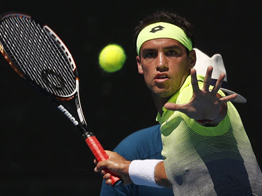 Argentinian tennis player Nicolas Kicker faces lifetime ban after being found guilty of match-fixing