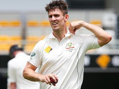 Australia's Mitchell Marsh injures bowling hand after punching dressing room wall during Sheffield Shield match- Firstcricket News, Firstpost