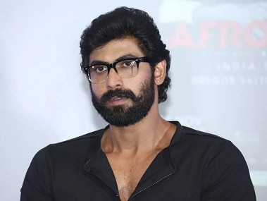 Baahubali star Rana Daggubati to play famed Indian wrestler Kodi Rammurthy Naidu in upcoming biopic