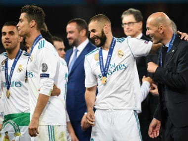 Champions League: Zinedine Zidane's tactically-flexible Real Madrid display fortitude under pressure to claim 13th title
