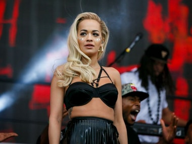 Rita Ora apologises after new track 'Girls' is accused by LGBT musicians of exploiting bisexuality