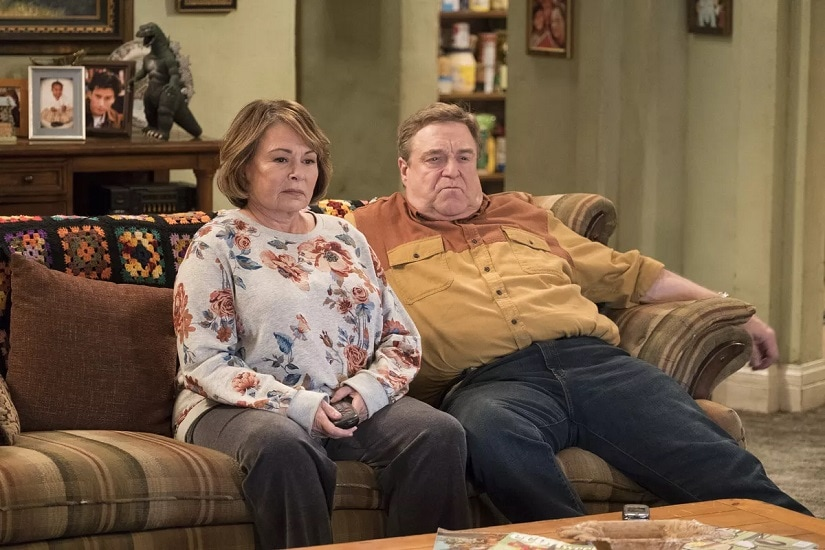 Roseanne cancelled: ABC scraps reboot of hit sitcom following stars racist Planet of the Apes tweet