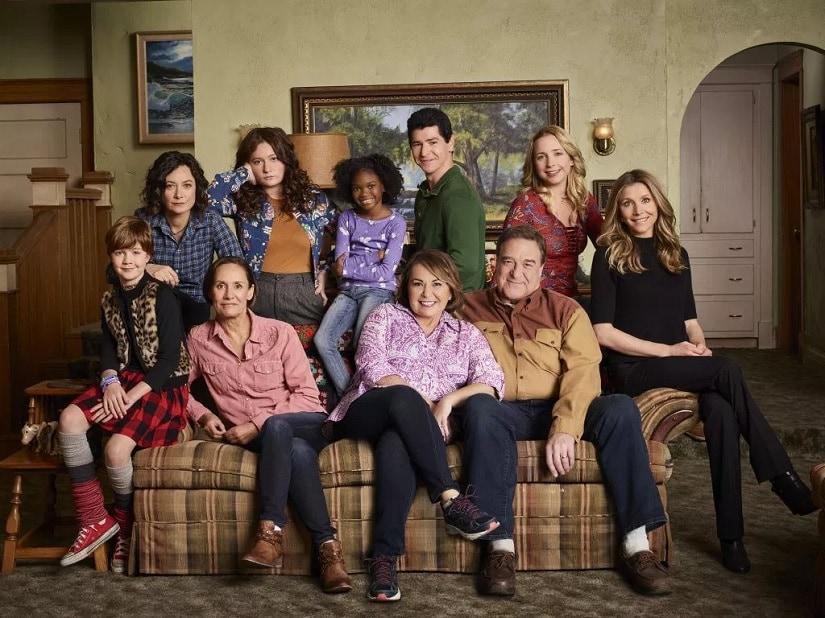 Roseanne promo. ABC