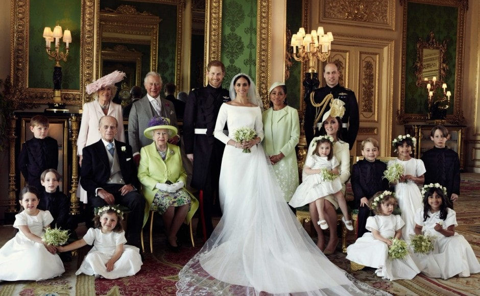 Meghan Markle marries Prince Harry: Duke, Duchess of Sussex release official photographs from Royal Wedding