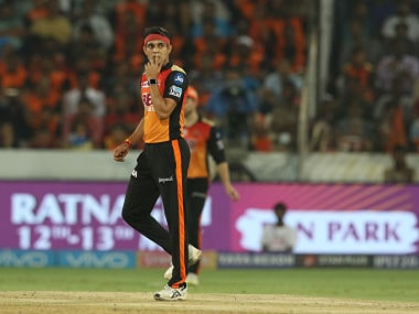 IPL 2018: Resourceful Siddarth Kaul provides focal point for Sunrisers Hyderabad's indomitable bowling attack