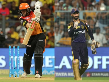 IPL 2018, LIVE Cricket Score, SRH vs KKR, Qualifier 2 at Eden Gardens: Kolkata win toss and opt to bowl first