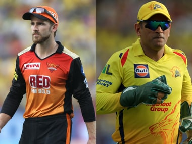 IPL 2018 Live Cricket Score, SRH vs CSK Qualifier 1 at Mumbai: Jadeja strikes; Pandey disappoints once again
