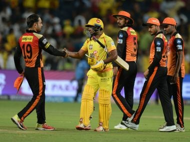 IPL 2018: Chennai Super Kings outplayed us completely, admits Sunrisers Hyderabad skipper Kane Williamson