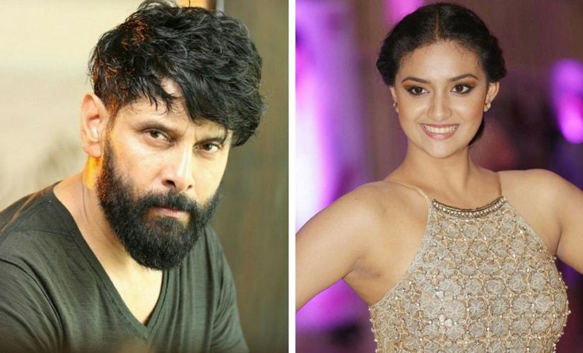 Saamy Square: Vikram to star opposite Keerthy Suresh, Bobby Simha in director Haris upcoming film