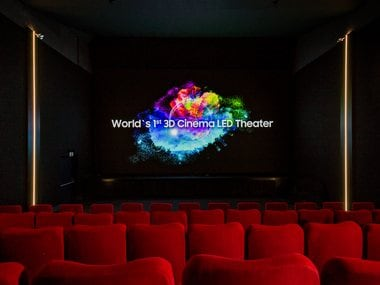 Samsungs 4K Onyx Cinema LED displays will soon be coming to cinemas in India
