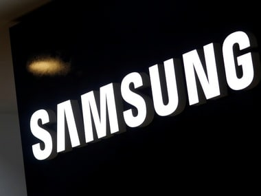 The logo of Samsung Electronics. Image: Reuters