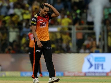 IPL 2018: Barring Rashid Khan and Bhuvneshwar Kumar, other SRH bowlers faltered in final stages of league