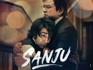Sanju poster with Ranbir Kapoor, Paresh Rawal piques interest: Hirani hints at dark aspects of Sanjay Dutt's life
