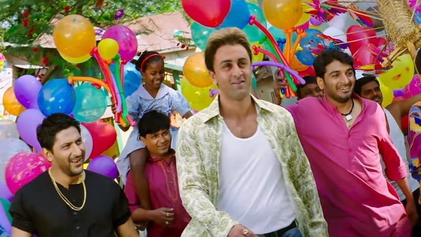 Still from Sanju. YouTube screengrab