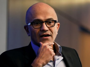 Microsoft CEO Satya Nadella believes that robots will never render humans jobless