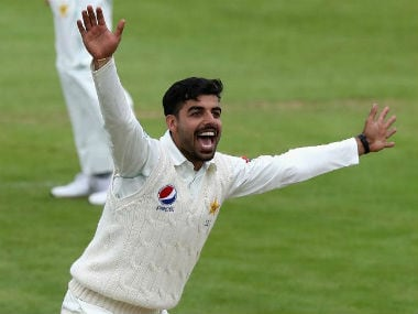 Pakistans Shadab Khan grabs six wickets on opening day of warm-up tie against Northamptonshire