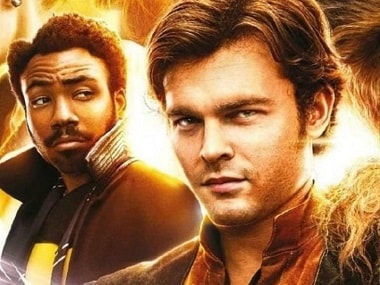 Solo: A Star Wars Story — Harrison Ford crashes Alden Ehrenreich's interview, jokingly tells him to get out his life