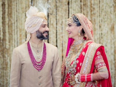 Sonam Kapoor-Anand Ahuja wedding: Twitter joins celebration with memes on elaborate Dharma-esque affair