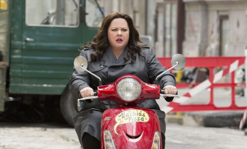 Melissa McCarthy in Spy/Image from Twitter.