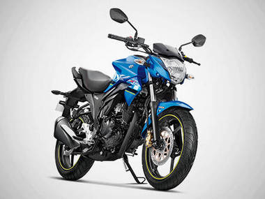 Suzuki launches the ABS version of Gixxer in India, priced at Rs 87,250