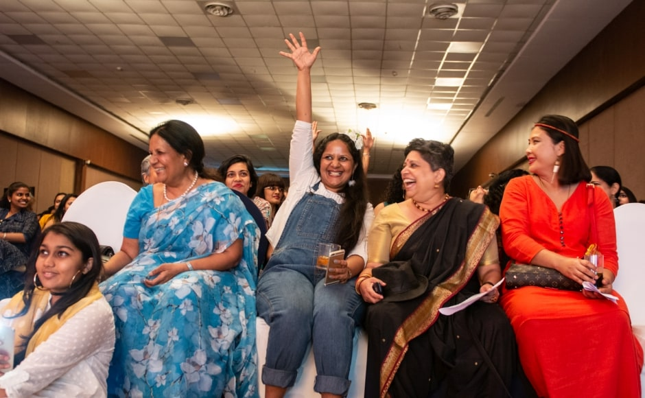 Last Saturday, Bangalore was host to a unique evening when the online women's magazine, The Ladies Finger, presented Leddis Night!, an all-women performance night with a Sridevi tribute theme.