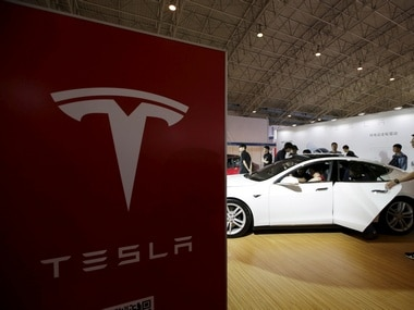 Tesla sets up a wholly-owned subsidiary in Shanghai to capitalise on the country's growing e-vehicle market