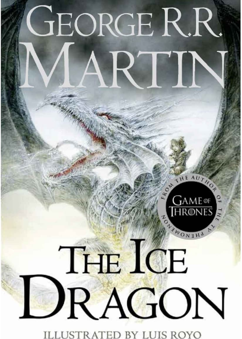 Game of Thrones creator George RR Martin to develop his 1980s novel The Ice Dragon into animated film