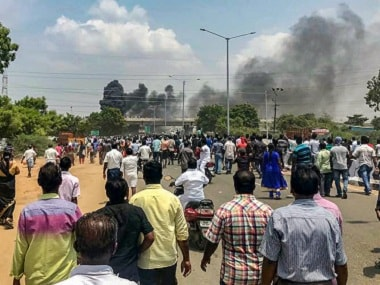 Toothukudi police firing: Tamil Nadu chief minister Palaniswami terms incident unfortunate, orders judicial inquiry